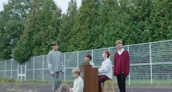 """Watch: SEVENTEEN's Vocal Team Releases MV For Beautiful New Track """"Pinwheel"""""""