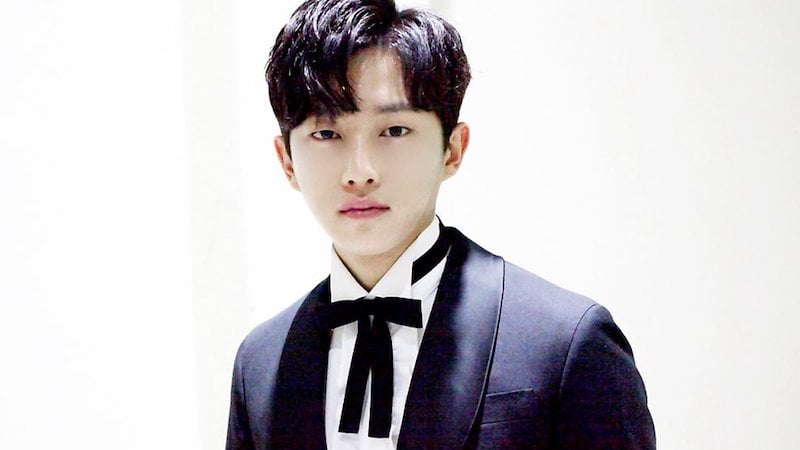 Kim Min Suk's Contract With Woollim Entertainment To Expire Soon, In Discussion For Renewal