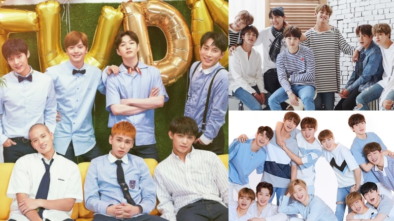 Btob Comments On Successes Of Bts And Wanna One Reveals Their Goal
