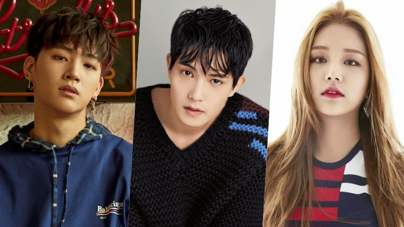 "GOT7's JB, CNBLUE's Lee Jong Hyun, LABOUM's Solbin, And More To Join ""Law Of The Jungle"""