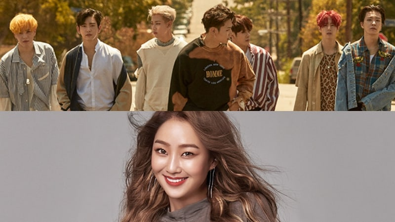 """GOT7 To Perform With Hyorin On Upcoming Episode Of """"Fantastic Duo 2"""""""
