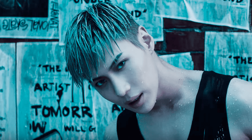 """Watch: SHINee's Taemin Releases Vivid MV And Performance MV For """"MOVE"""""""