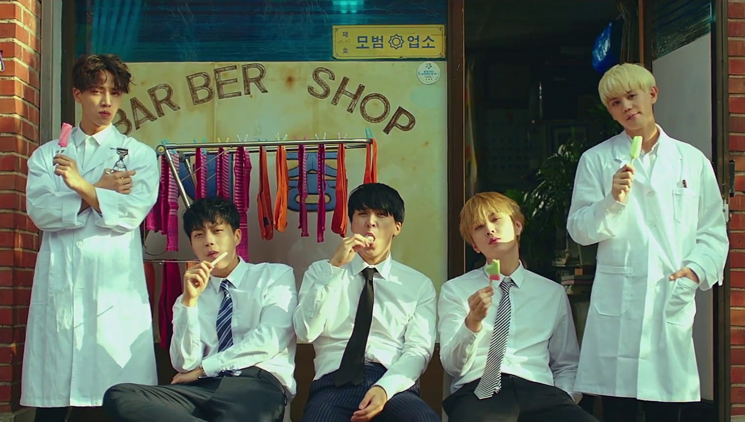 "Watch: Highlight Celebrates 8th Debut Anniversary With ""Can Be Better"" MV"