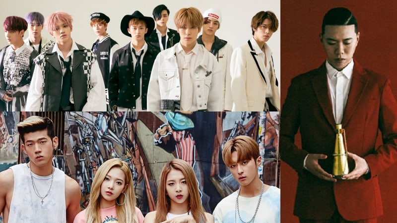 NCT 127, KARD, BewhY, And More Added To Final Lineup Of 2017 Busan One Asia Festival