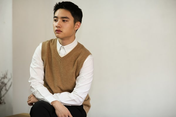 "EXO's D.O. Reveals Why He Chose To Work On Upcoming Film ""Room Number 7"""