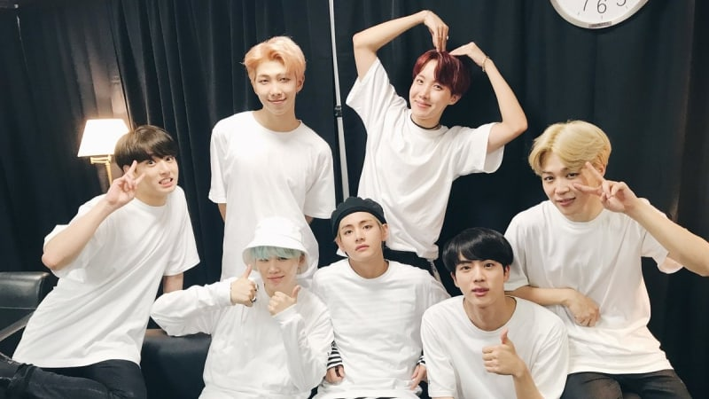 American Music Awards Welcomes BTS To United States Ahead Of Performance On Sunday