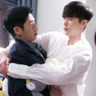 """Lee Jong Suk, Suzy, And Jung Hae In Get Closer In New """"While You Were Sleeping"""" Stills"""