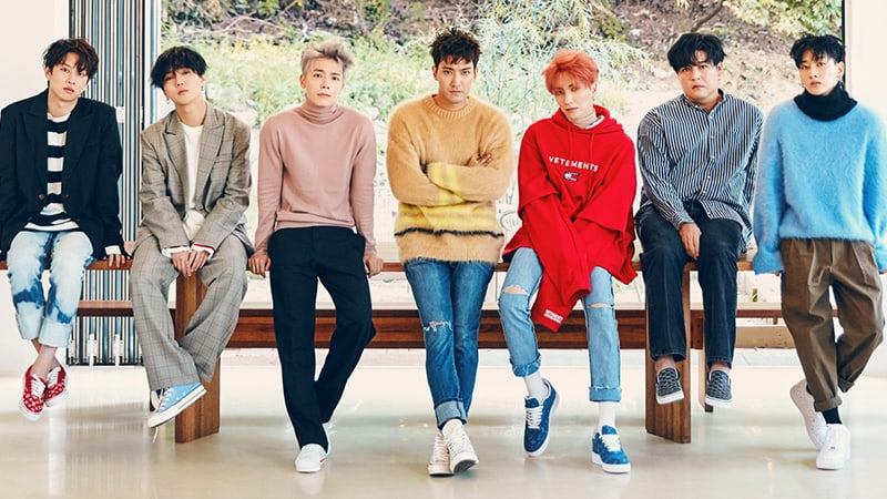 Update: Super Junior Drops Brand New Group Photos Ahead Of November Comeback