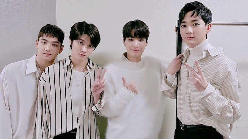 NU'EST W Becomes 4th Artist To Sell Over 200,000 Copies During First Week
