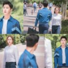 "TVXQ's Yunho And Kyung Soo Jin Experience A Fateful Meeting In New Stills For ""Melo Holic"""