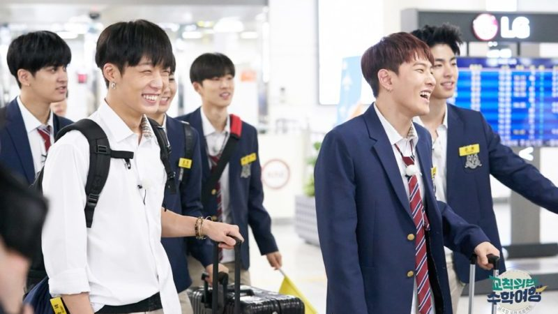 iKON's Travel Variety Show Announces Air Date And Reveals New Stills