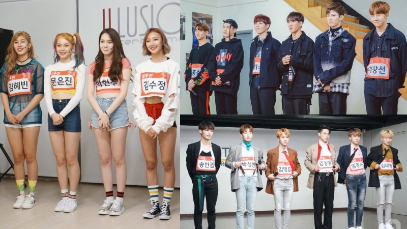 """""""MIXNINE"""" Shares More Agency Tour Photos Featuring HIGHTEEN, 24K, Seven O'Clock, And More"""