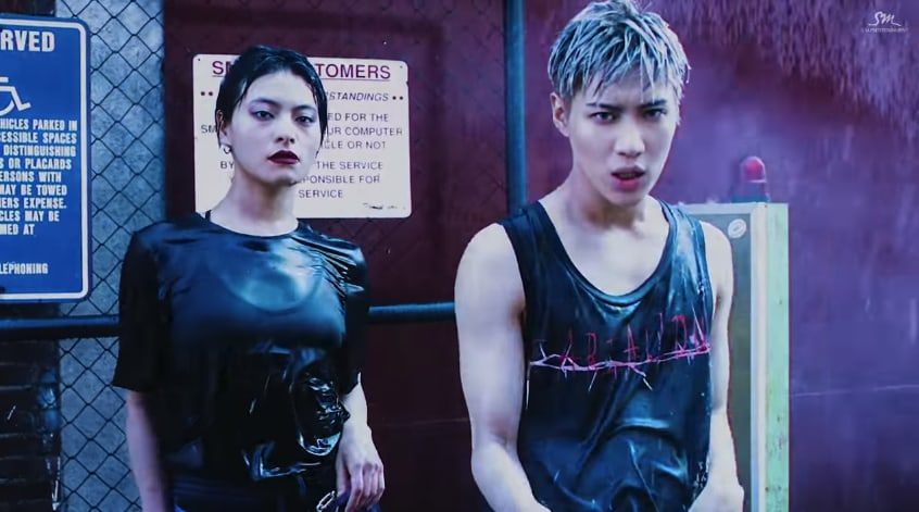 "Watch: SHINee's Taemin Dances With Sugawara Koharu In Duo Performance MV For ""MOVE"""