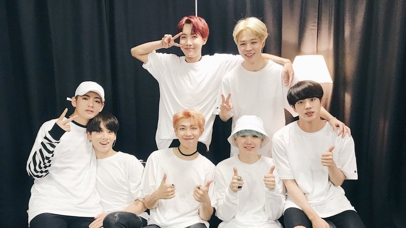 "BTS's ""Love Yourself: Her"" Rises On Billboard's Album Charts"