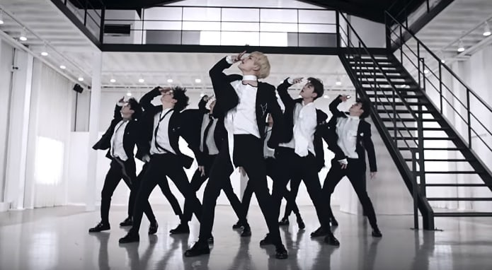"""Watch: UP10TION Has Fans """"Going Crazy"""" With Stunning Dance Version Of MV"""