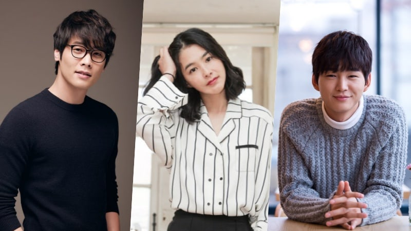Choi Daniel, Kang Hye Jung, And Lee Won Geun Cast In New KBS Drama