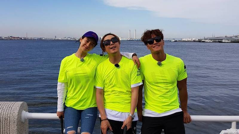 Kim Jong Kook Playfully Teases Haha For Telling Song Ji Hyo He Loves Her