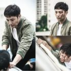 Jin Goo Fiercely Fights Against A Criminal In New Stills From Upcoming Action Drama