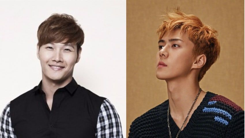 Kim Jong Kook Talks About Being Friends With EXO's Sehun And Other SM Artists