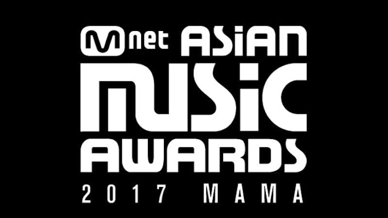 2017 MAMA Announces Nominees + Voting Begins