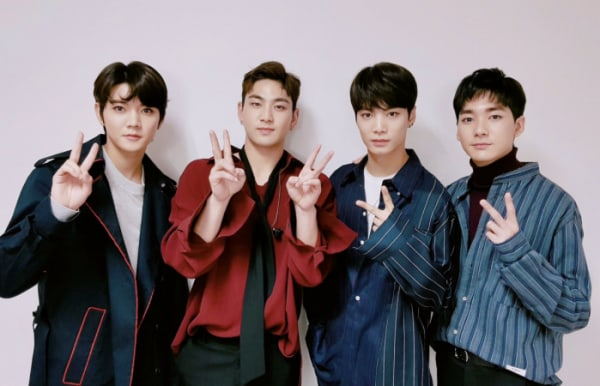 NU'EST W Talks About Their 1st Win And The Promises They Made To Fans