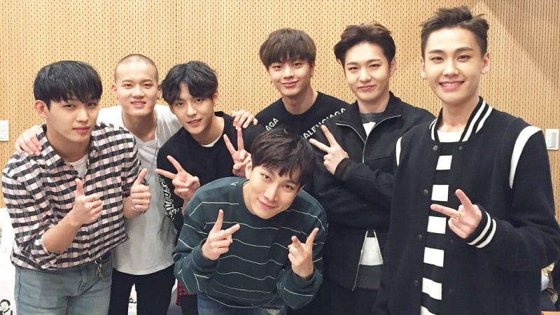 BTOB's Eunkwang Is Concerned About Fulfilling 1st Place Promise After Reaching No.1 On Charts