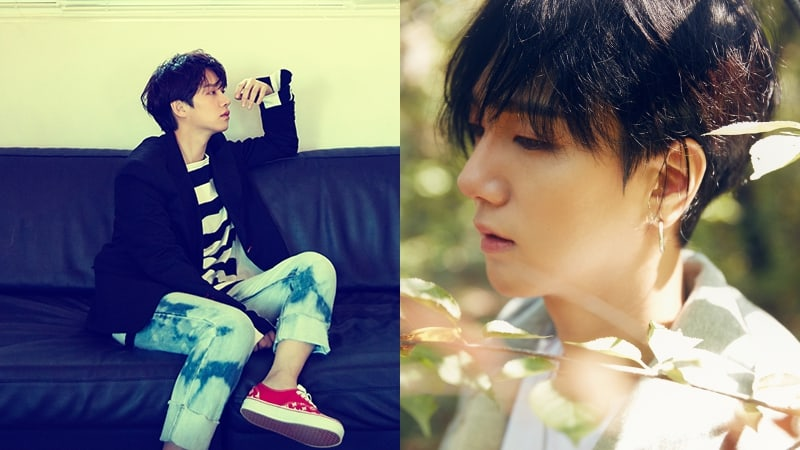 """Update: Super Junior Reveals Heechul And Yesung's Individual Teasers For Comeback With """"PLAY"""""""