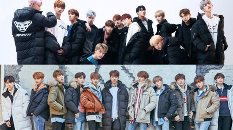 SEVENTEEN And Wanna One Announced For First Lineup Of 2017 MAMA