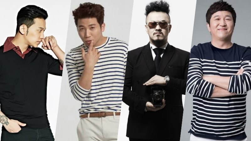 Kush, Yoo Se Yoon, Defcon, And Jung Hyung Don Confirmed As MCs Of New Music Variety Show