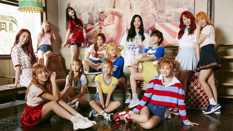 Cosmic Girls Reveals Official Light Stick And Colors