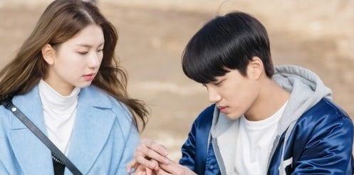 "EXO's Kai Heightens His Romance With Kim Jin Kyung In ""Andante"" Stills"
