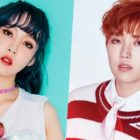 MAMAMOO's Moonbyul And B1A4's Sandeul Talk About Their Friendship