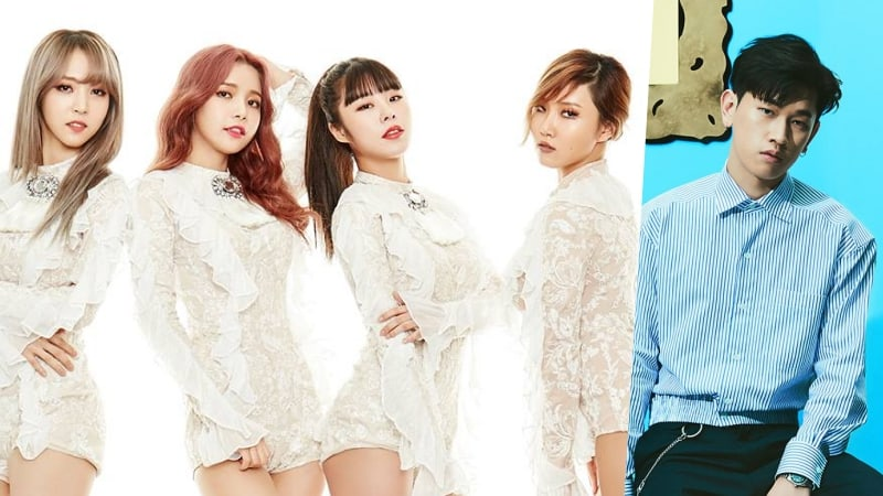 MAMAMOO And Crush Confirmed To Attend 2017 Asia Artist Awards