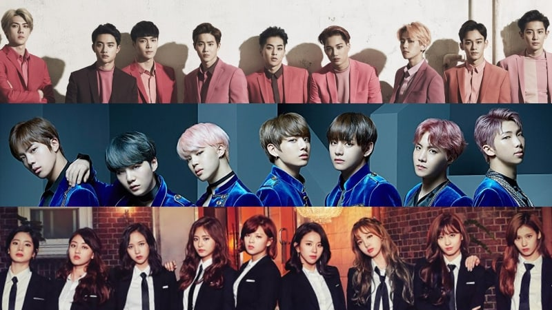 EXO, BTS, And TWICE To Perform At Concert Celebrating 100 Days Until 2018 Pyeongchang Olympics