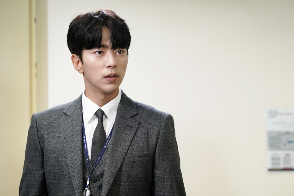 Yeon Jin Wook (Witch at Court)