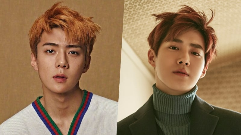 "EXO's Sehun And Suho To Appear On ""Hello Counselor"""