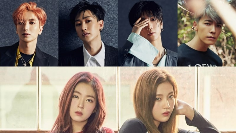 """Members Of Super Junior And Red Velvet Reported To Appear On Upcoming Episode Of """"Running Man"""""""