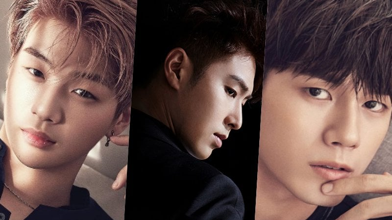 Koreans Vote For Male Stars With Best Body Proportions