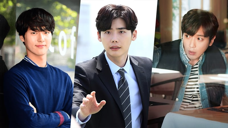 QUIZ: Which Current K-Drama Male Lead Has A Crush On You?