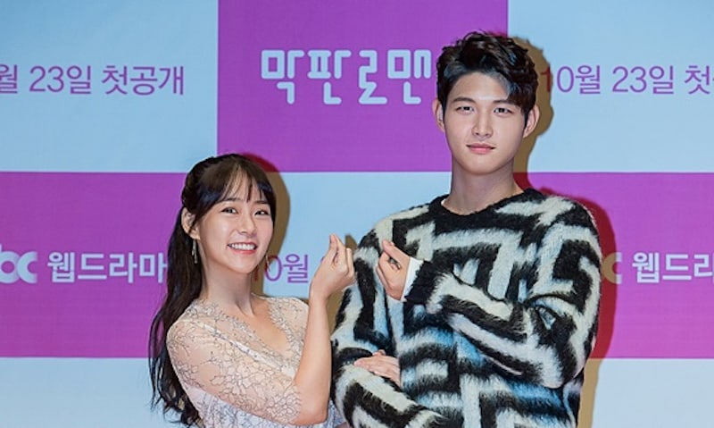 Han Seung Yeon And Lee Seo Won Talk About Their 9-Year Age Difference