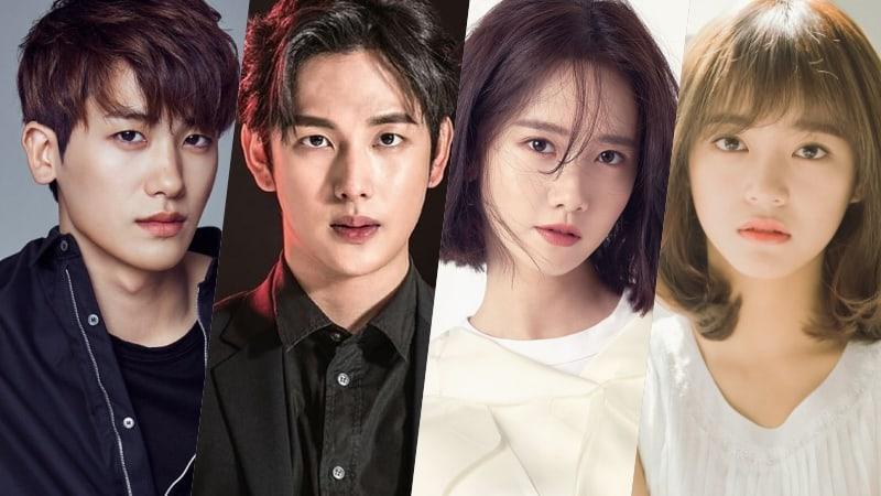 Park Hyung Sik, Im Siwan, YoonA, And Kim Sejeong Win Popularity Awards At The Seoul Awards