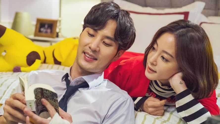 "Han Ye Seul And Kim Ji Suk Are Between Friendship And Romance In ""20th Century Boy And Girl"" Stills"