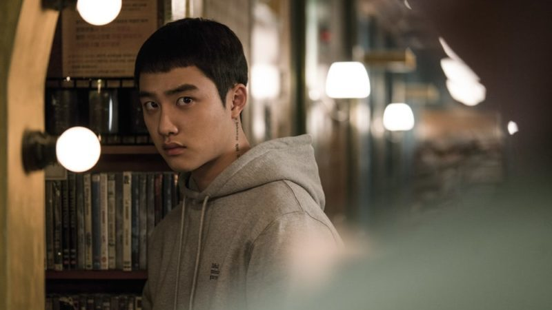 "EXO's D.O. Is A Rebellious College Student In ""Room Number 7"" Stills"