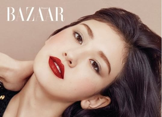 Jeon Somi Talks About Her Dad's Influence On Her Makeup Style