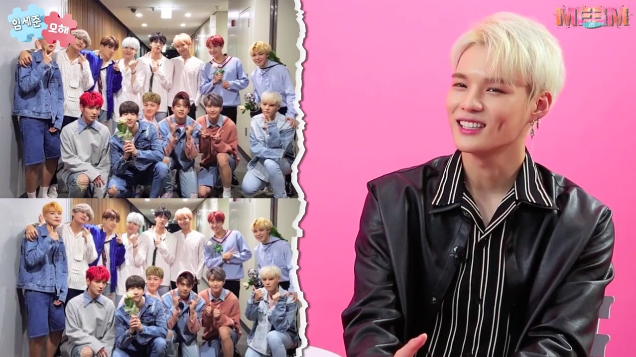 VICTON's Sejun Shares How He Felt When He Finally Met His Role Models BTS