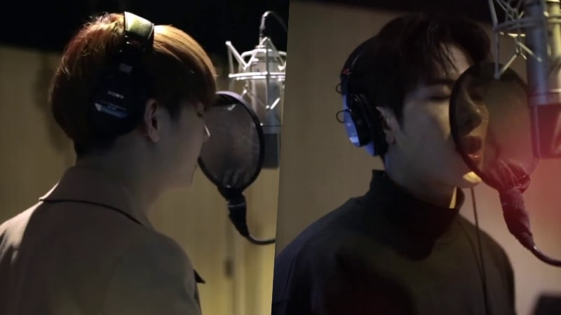 """Watch: GOT7's JB And Jackson Sing For """"The Package"""" OST In MV Teaser For """"U & I"""""""