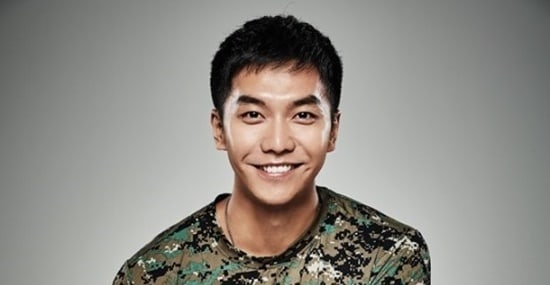 Lee Seung Gi To Be Discharged From The Military Next Week