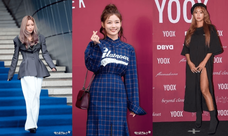 Fashion Fever: Spotting Stars And Trends At The 2018 S/S Hera Seoul Fashion Week