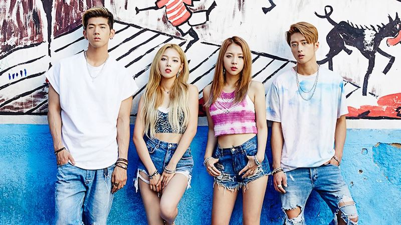 KARD Confirmed To Attend 2017 Asia Artist Awards