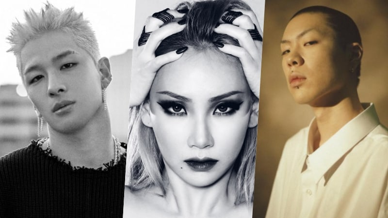 Taeyang, CL, And Oh Hyuk's New Music Variety Show To Air Next Month